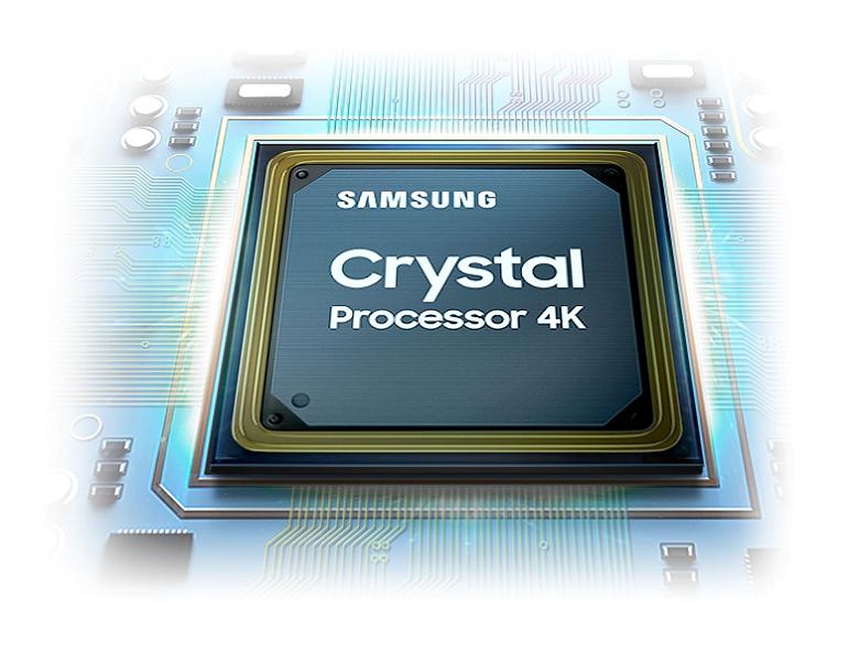 Smart Tivi Samsung 4K UHD 43 Inch UA43AU7000KXXV   Nâng cao khả năng tái tạo màu sắc