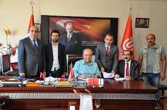 Tunceli Üniversitesi'nde TİS İmzalandı.