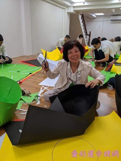 學員製作聚寶盆準備補財庫 2