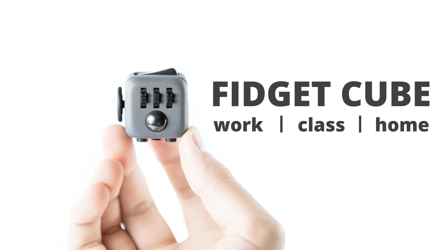 Fidget Cube is one of the most successful kickstarter campaigns.