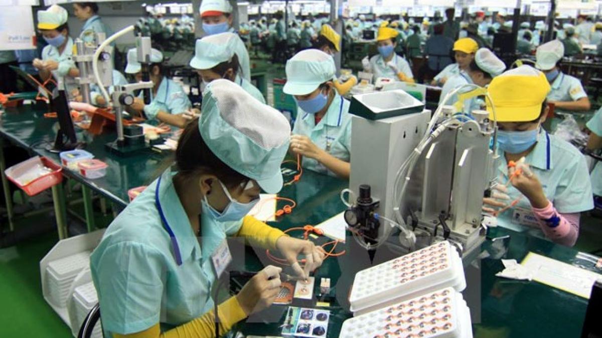 Việc sử dụng linh kiện công nghiệp tăng năng suất lao động