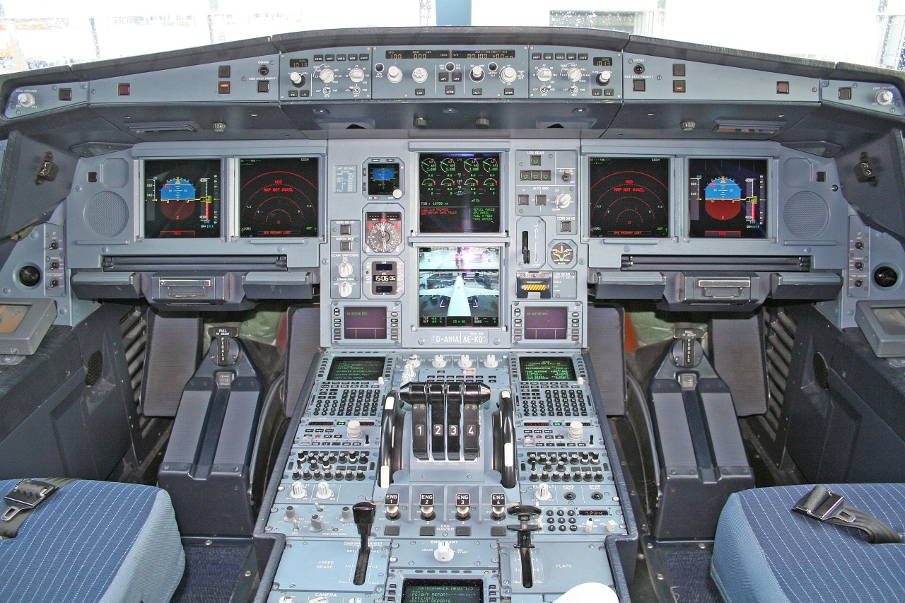 https://upload.wikimedia.org/wikipedia/commons/c/cf/A340-642_flight_deck.jpg