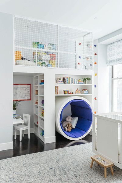 Set Up A Storing and Reading Nook