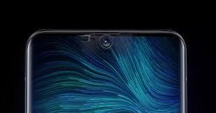 oppo screen camera
