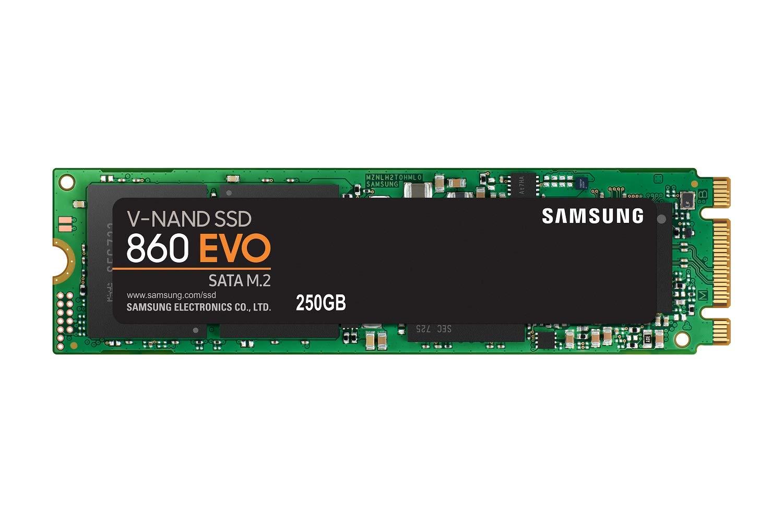 Samsung 860 EVO M.2 SATA Internal 250GB Solid State Drive