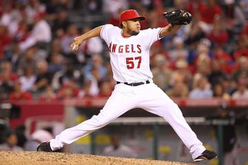 Angels Pitcher Francisco Rodriguez