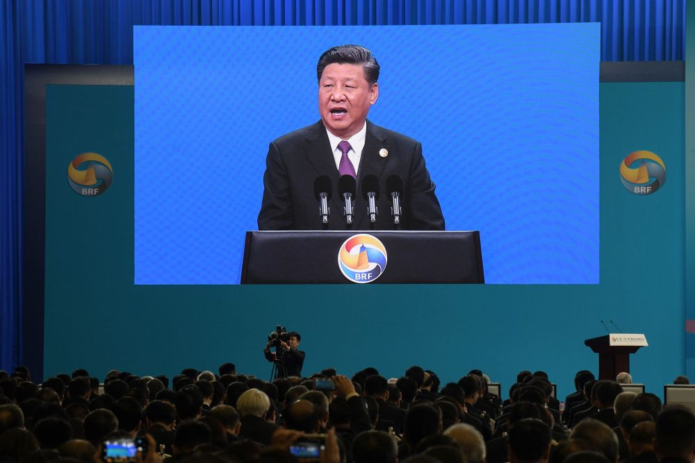 Chinese President Xi Jinping calls for blockchain industry development in the country.