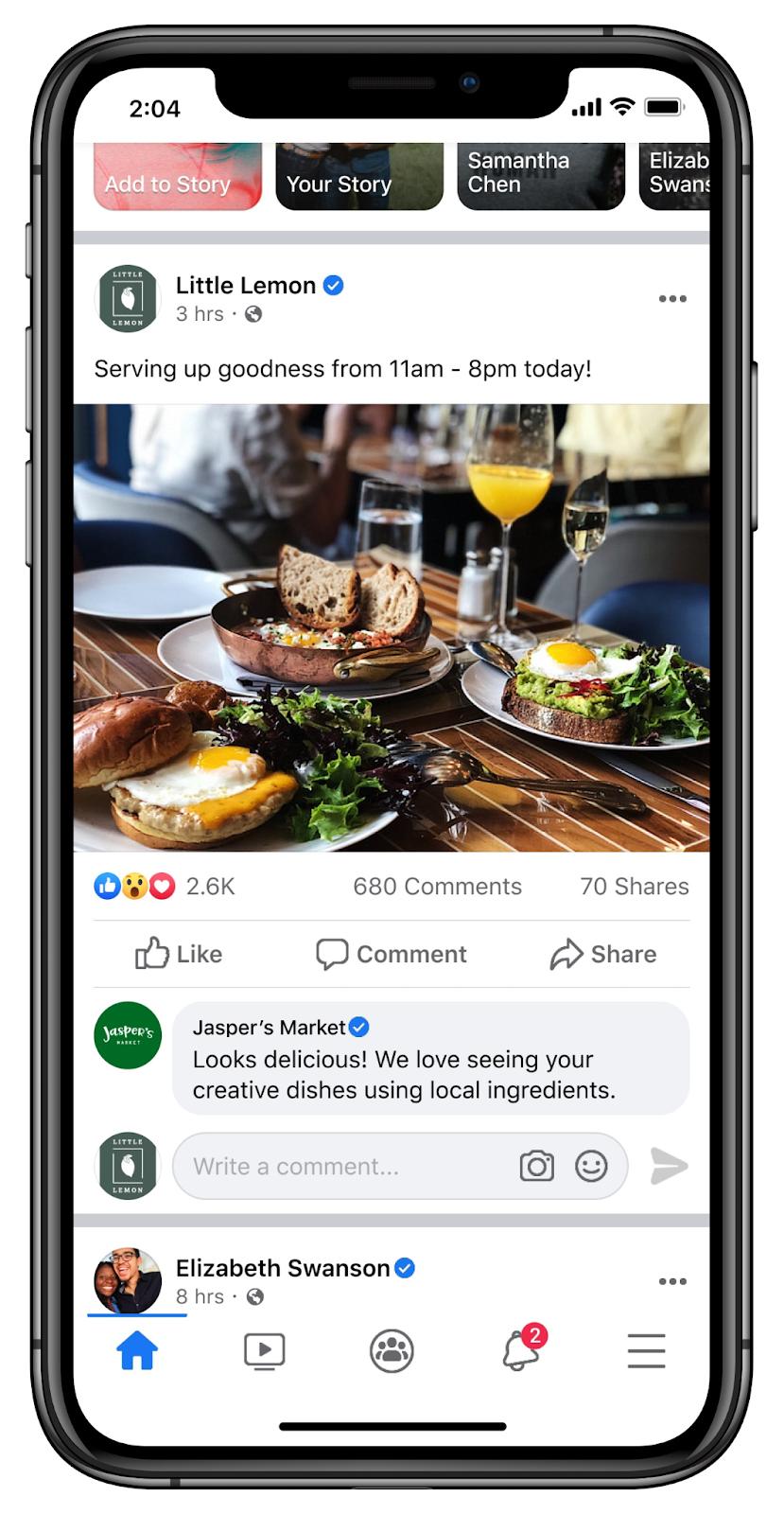 Zmiany na Facebooku - media społecznościowe