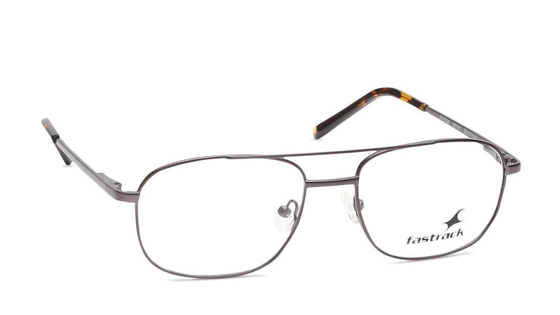 Gun metal Square Rimmed Eyeglasses