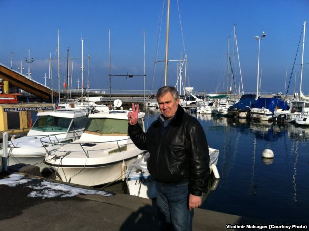 Владимир Мальсагов теперь живет во Франции