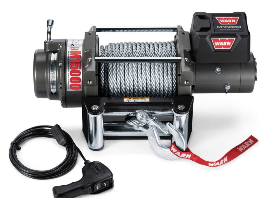 Top 10 Winches for Off-Road and Pickup Trucks