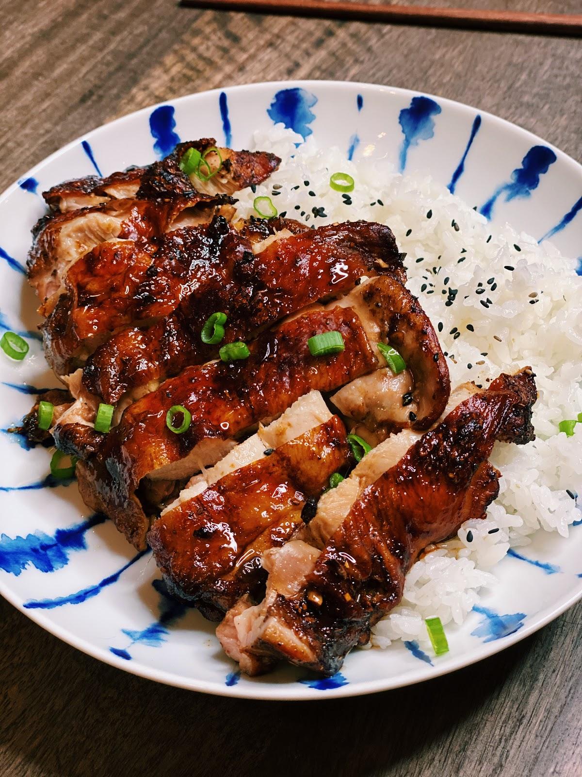 Air Fry Asian Chicken