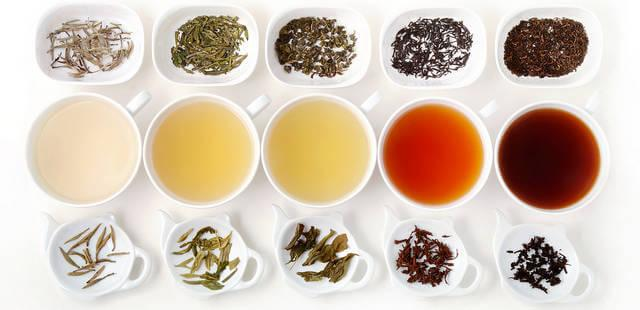 types of tea bags for eyes