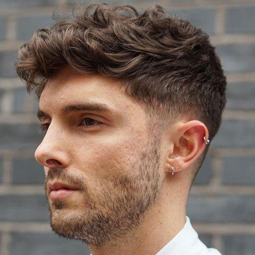 Most Popular Curly Undercut For 2021 Ifashionguy