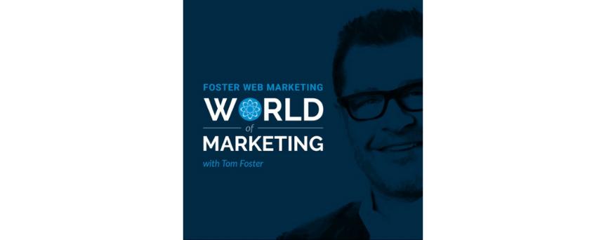 World of Marketing Podcasts logo