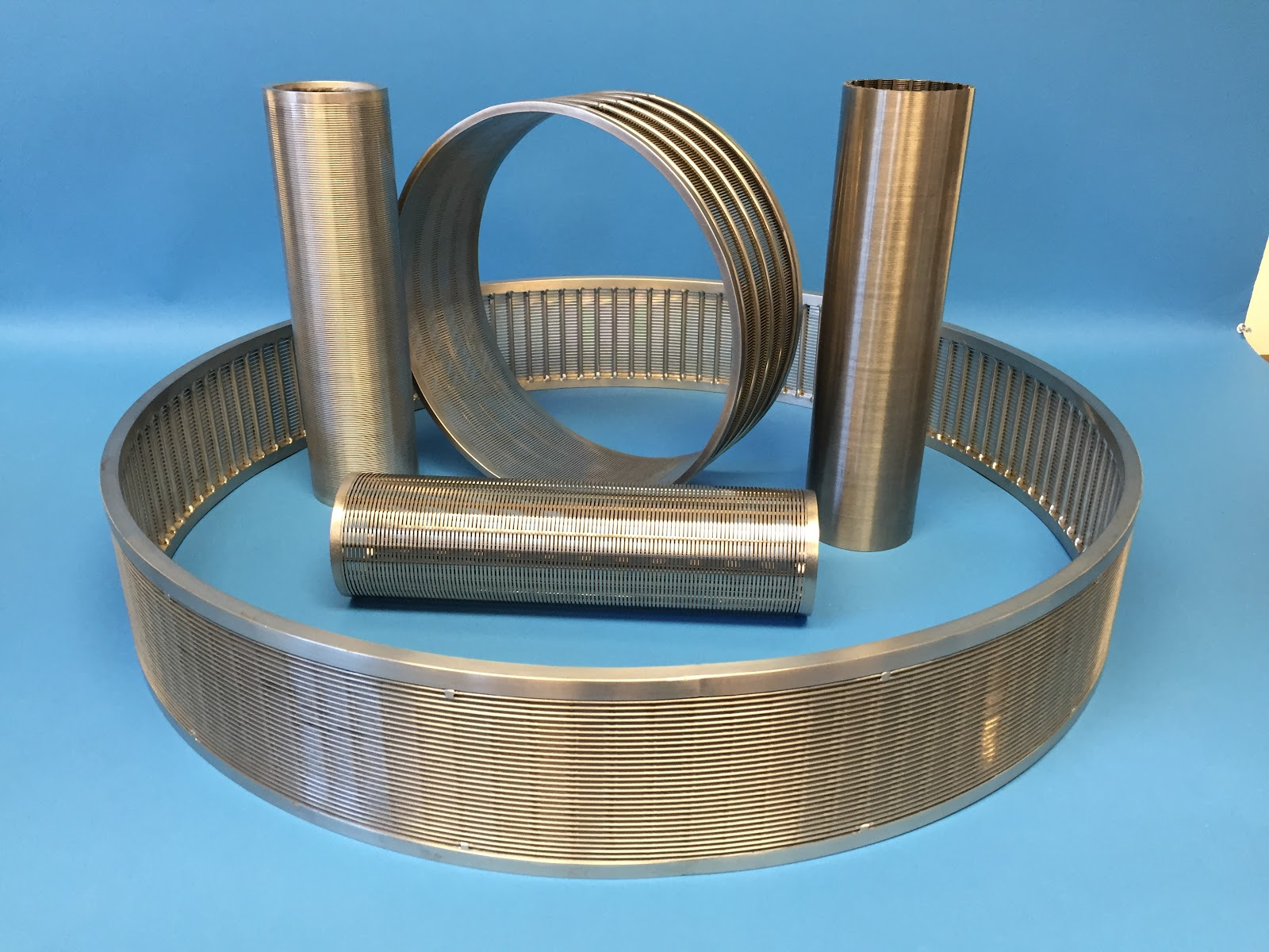 wedge wire filters