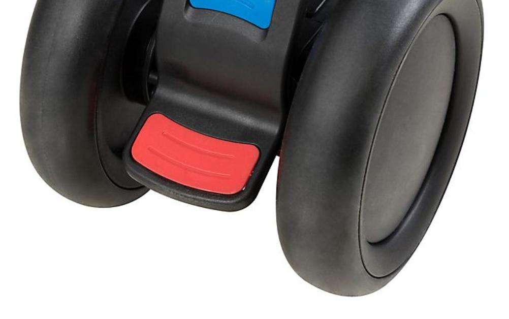 Mountain Buggy Nano Duo Stroller Review_brake