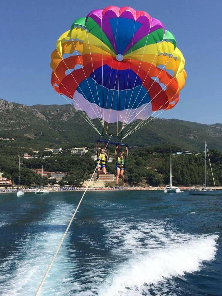 Bildresultat för Parga parachuting