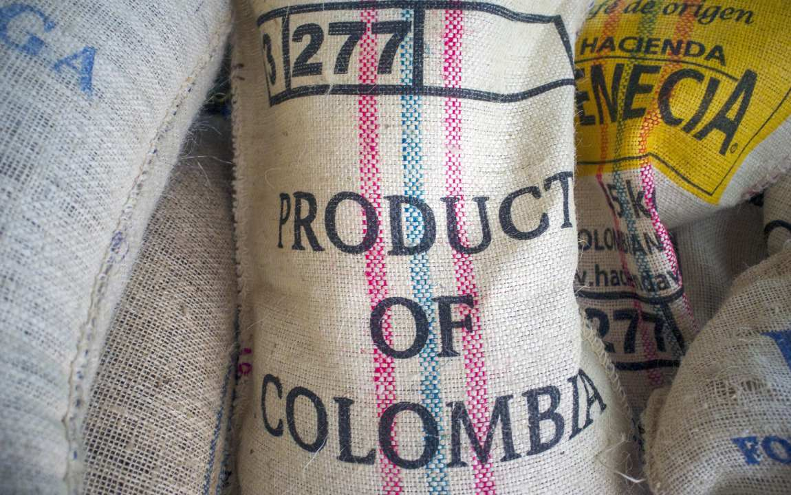 colombian beans