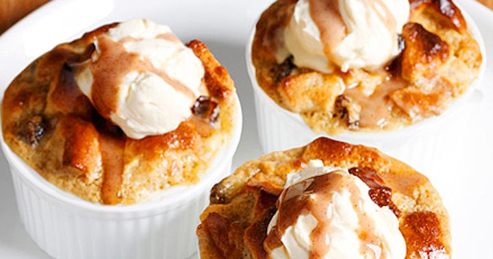weekend dessert ideas creamy pandesal bread pudding