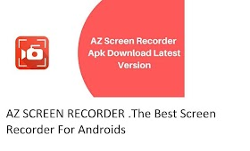 Best 5 Android apps for screen recording, That'll allow you to record anything.