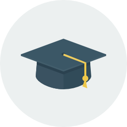 226629 - college education hat school student study univerc.png