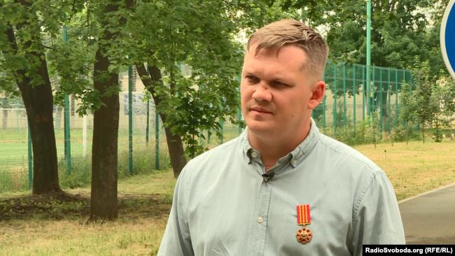 Олексій Пальченко, житель Краматорська