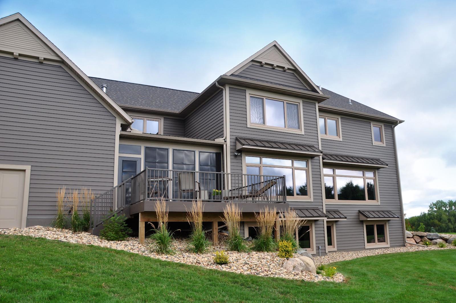 residential exterior siding history