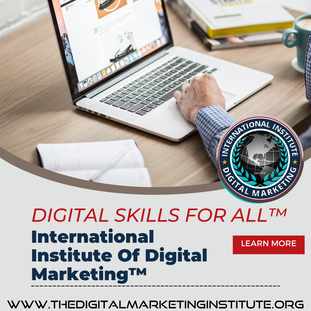 digital marketing  certification  get certified become a master