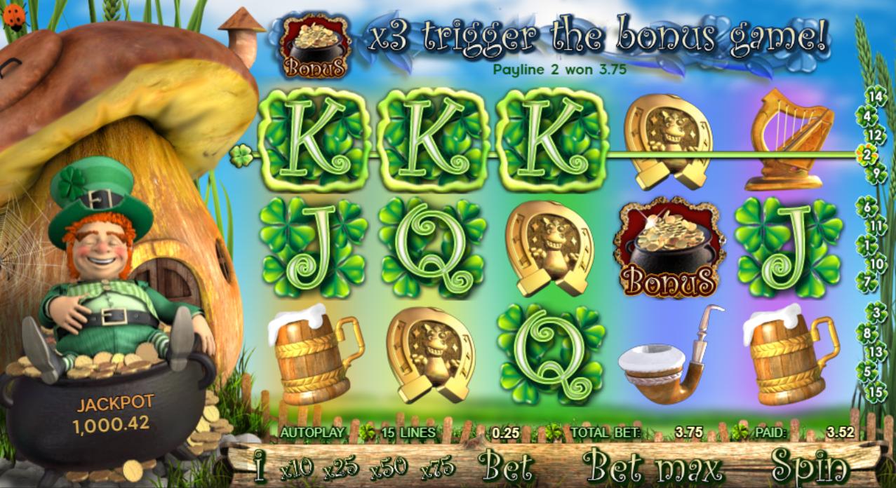Irish Riches Slot Game