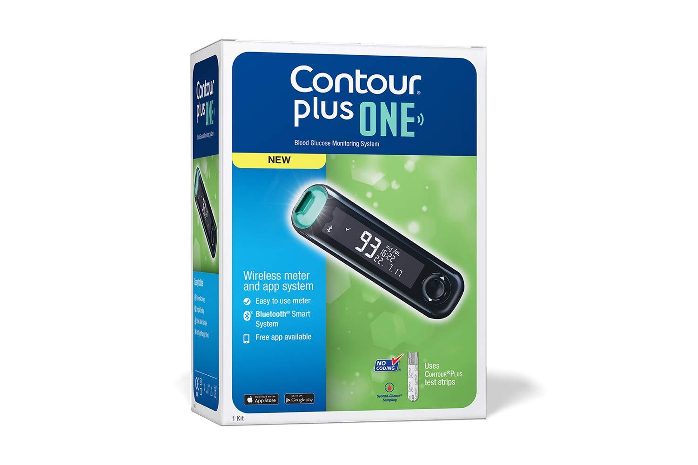 Contour Plus One Blood Glucose Monitor