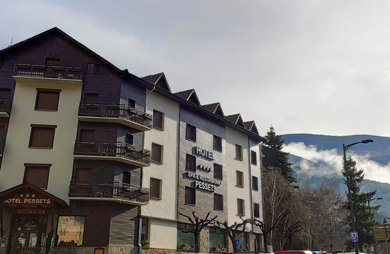 Hotel Pessets & Spa 4*, Sort