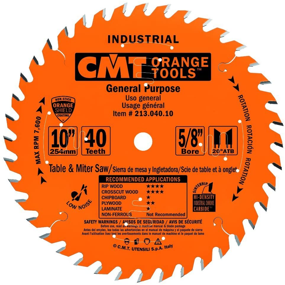 CMT 213.040.10 10-Inch