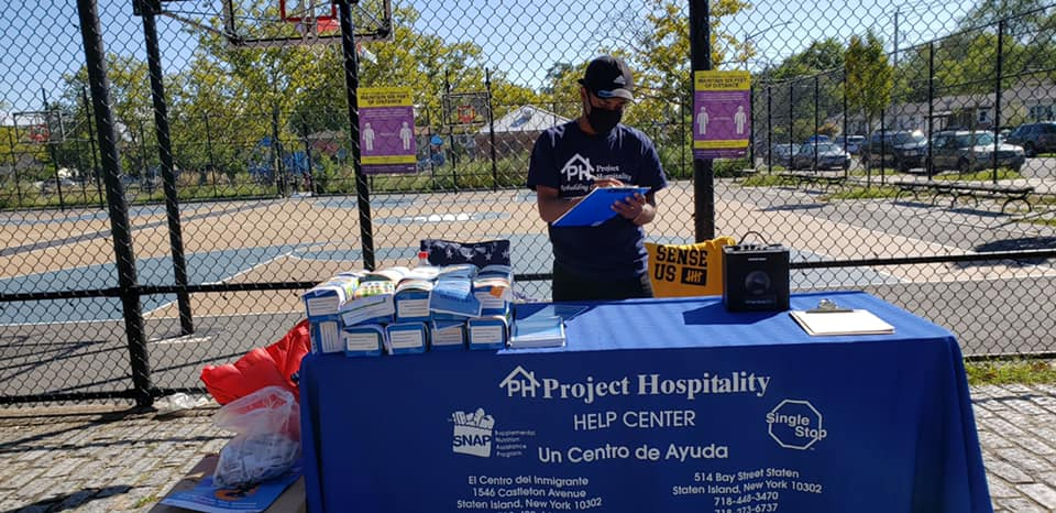 Staten Island Project Hospitality Census