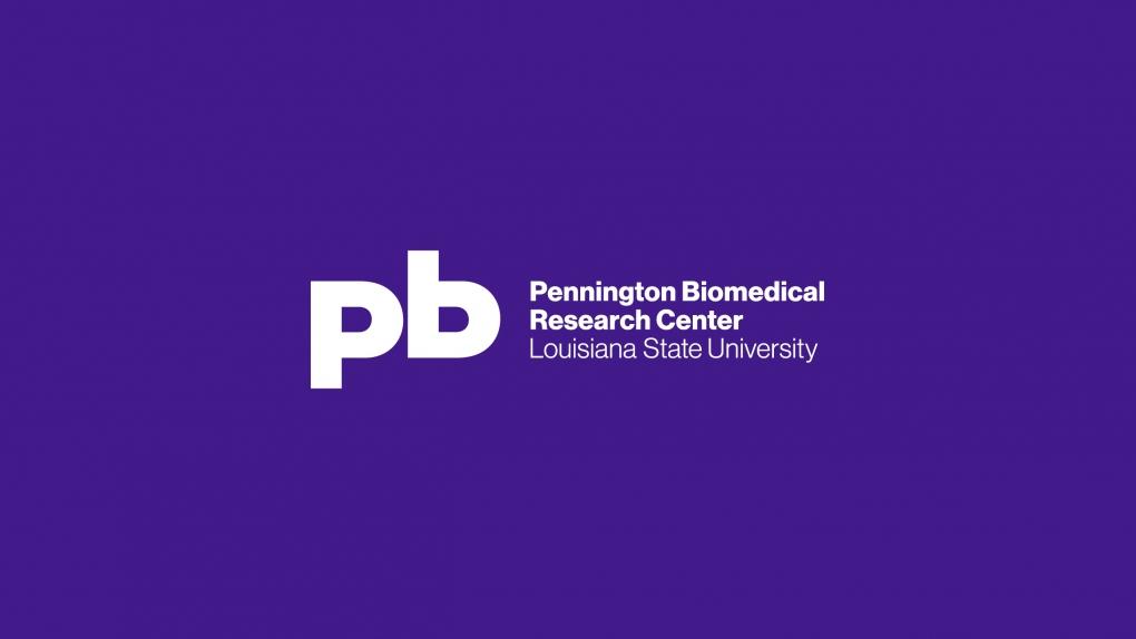 Pennington Biomedical Logo Lockup