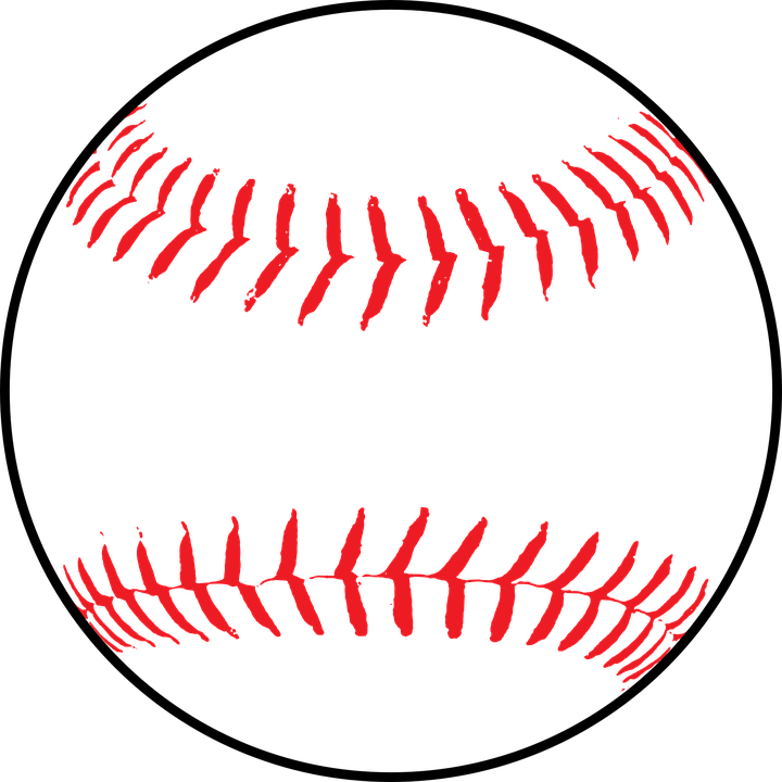 Free vector graphic: Softball, Baseball, Ball, Leather - Free ...