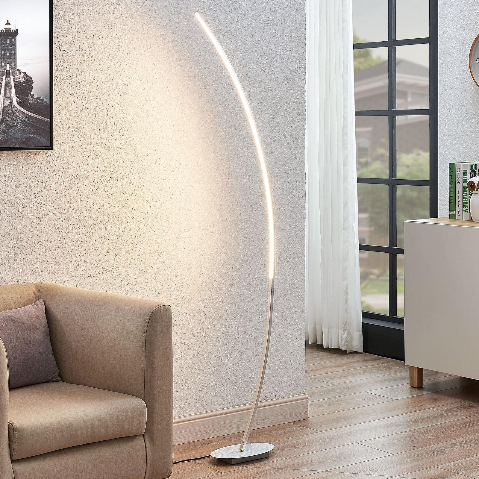Recenze svetla24: oblouková stojací lampa LED