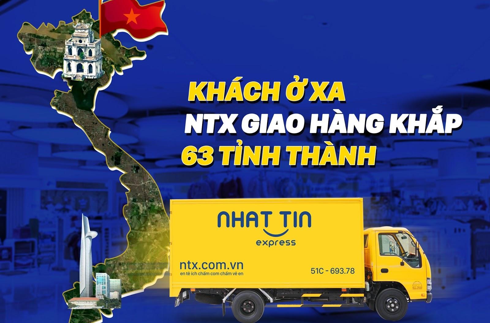 Hướng dẫn tạo và quản lý đơn hàng trên ứng dụng ship hàng NTX