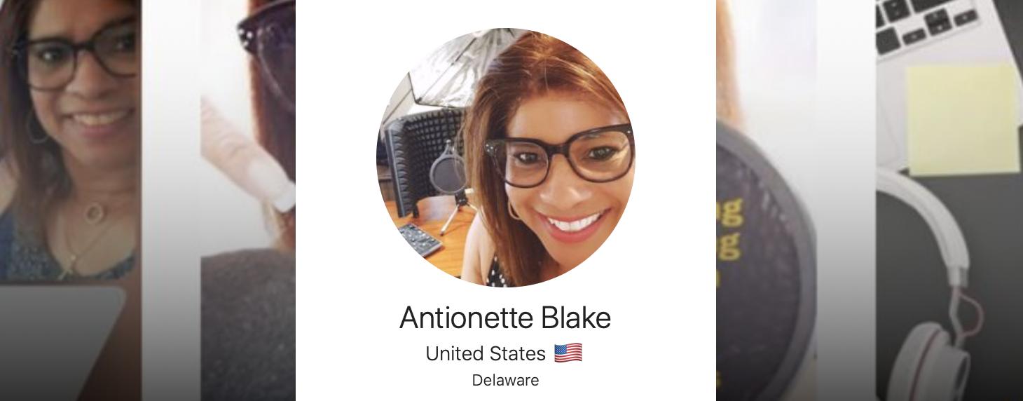 Antionette Blake   HR Influencers Featured on Afluencer
