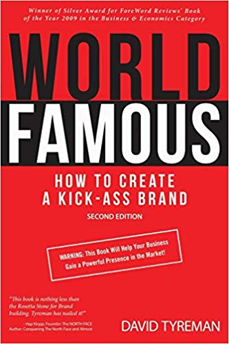 One of the best marketing books: world famous