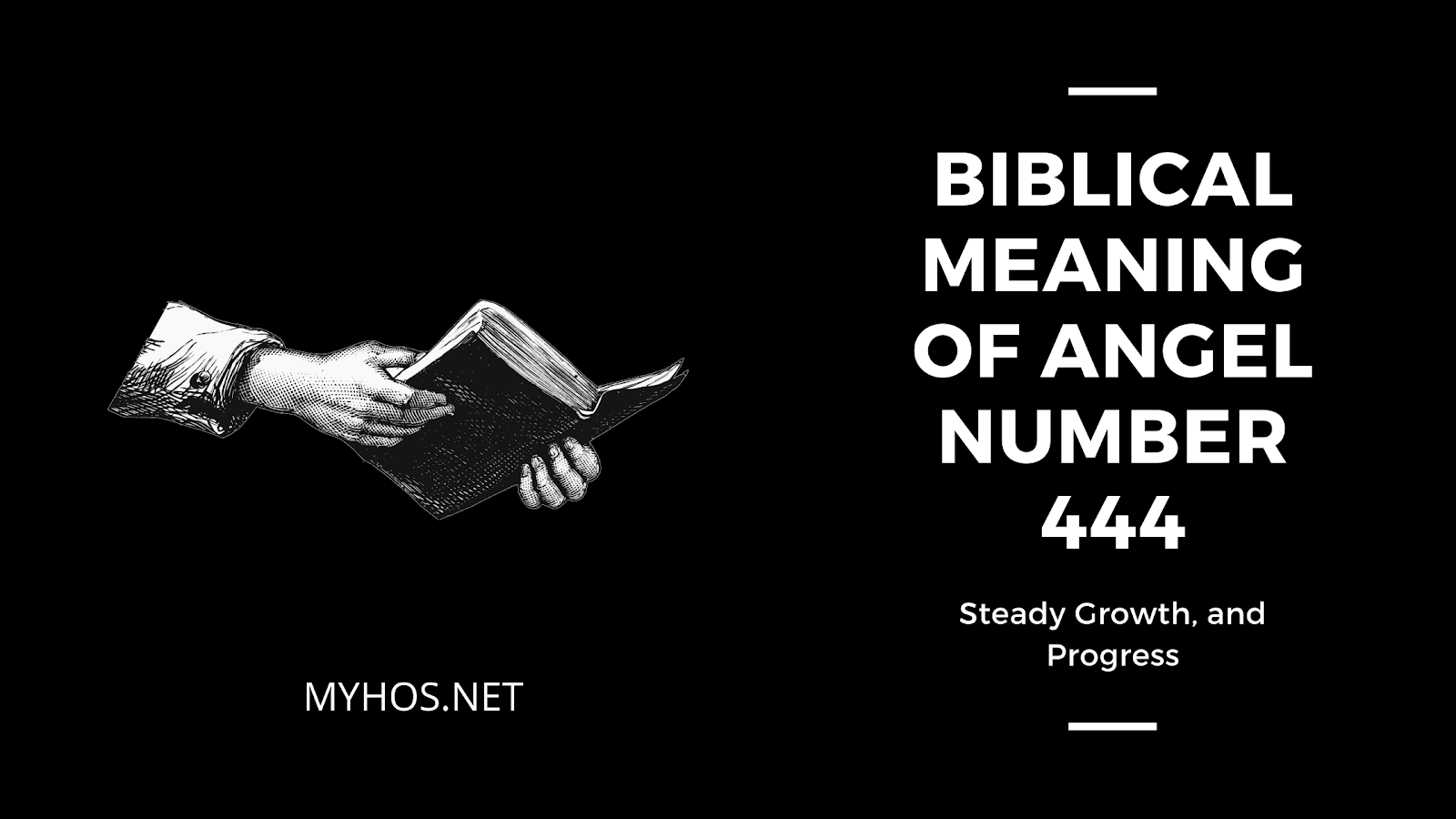 444 meaning bible