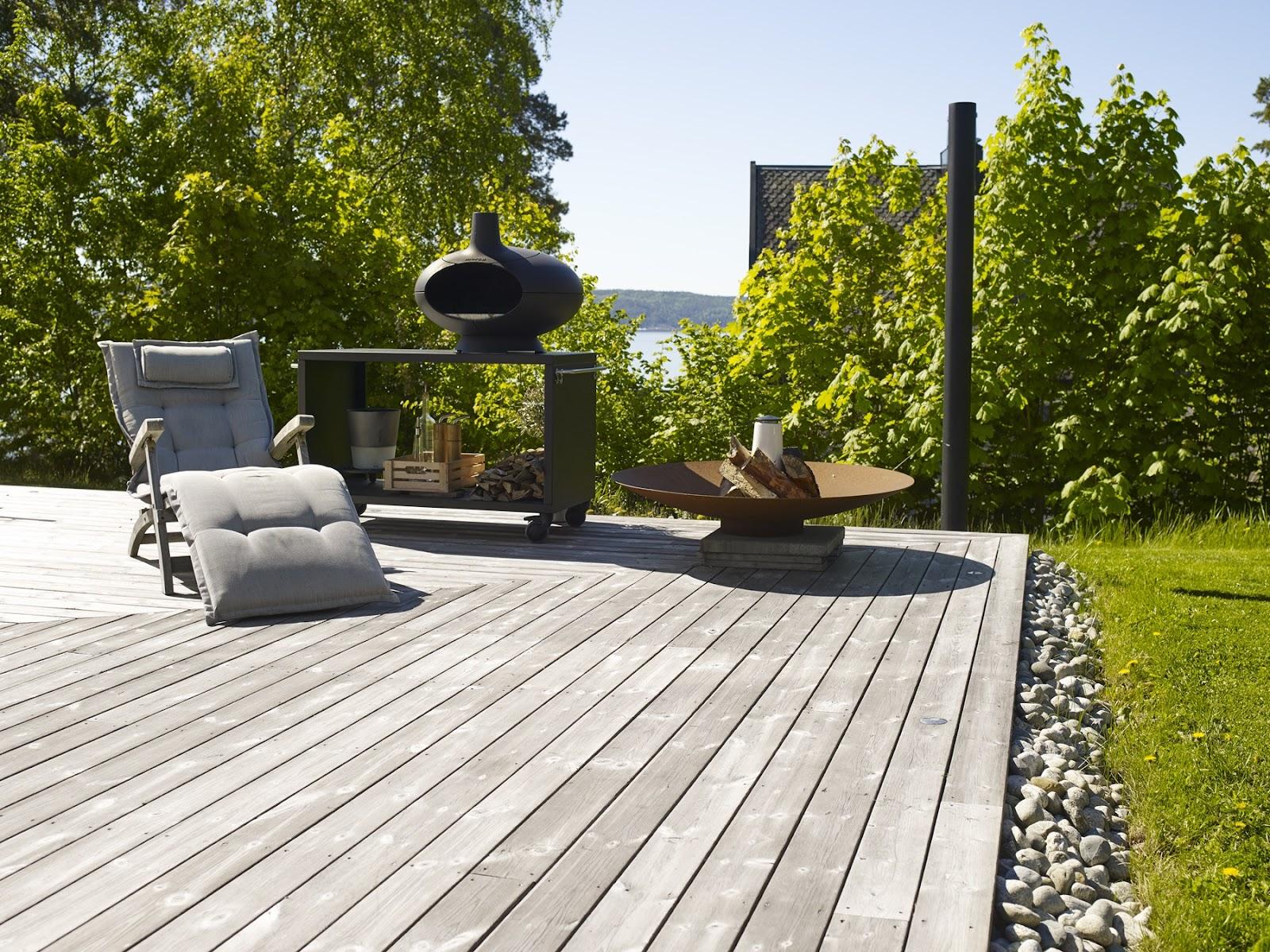 bygge terrasse selv
