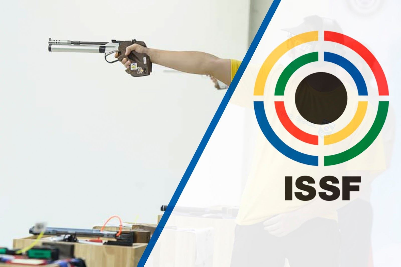 The ISSF Logo