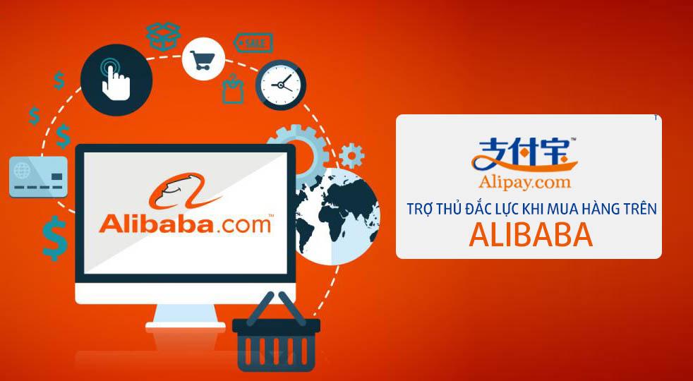 thanh toán Alipay