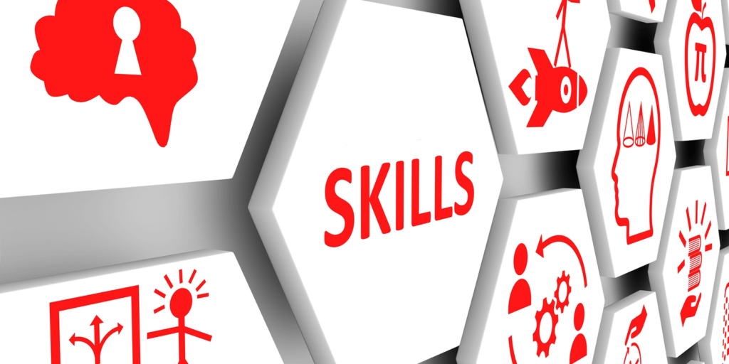 You Learn Diverse Skills