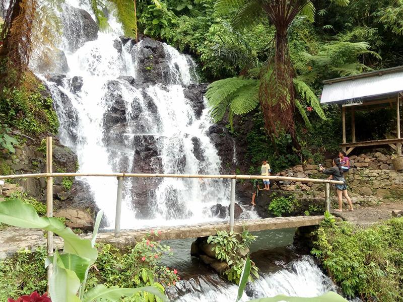 Best waterfall in Singaraja