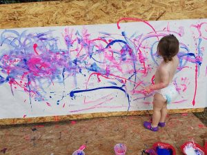 toddler artwork activities