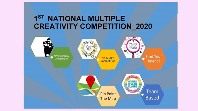 National Multiple Creativity Competition 2020