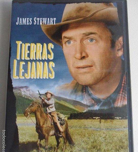 Tierras lejanas (1954, Anthony Mann)