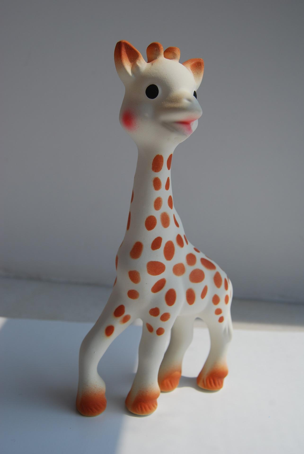Baby Sophie Giraffe
